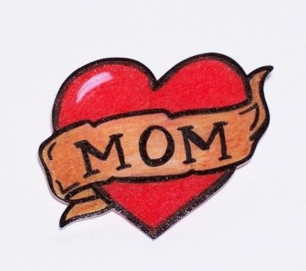 "The time-honored ""I Love Mom"" tattoo is deeply ingrained in our culture"