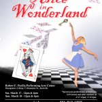 Alice in Wonderland Ballet for Kids March 17 and 18