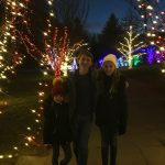 Garden of Lights at Brookside Gardens: Holiday Must-Do (and Giveaway!)
