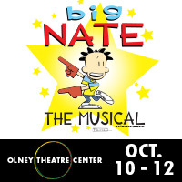 Big Nate at Olney Theater