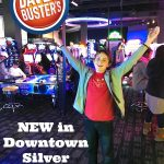 NEW Dave and Buster's in Downtown Silver Spring