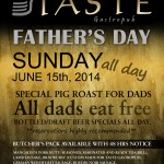 Father's Day 2015 Invite