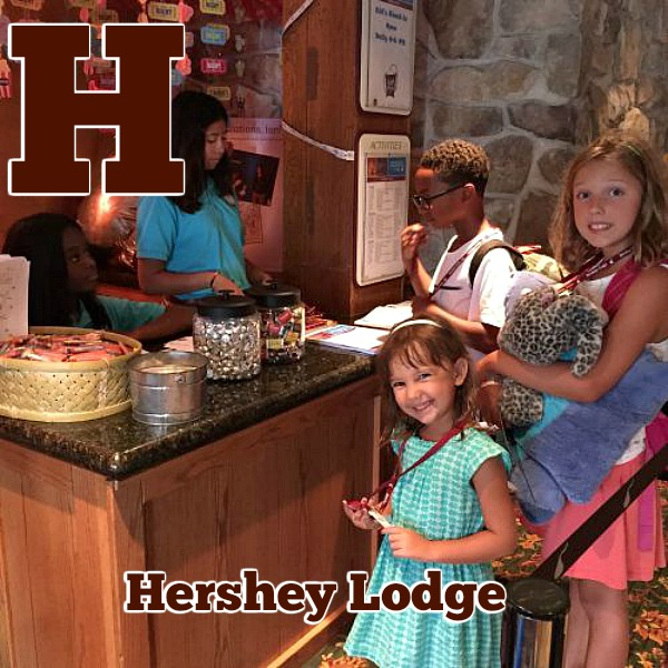 H Hershey Lodge