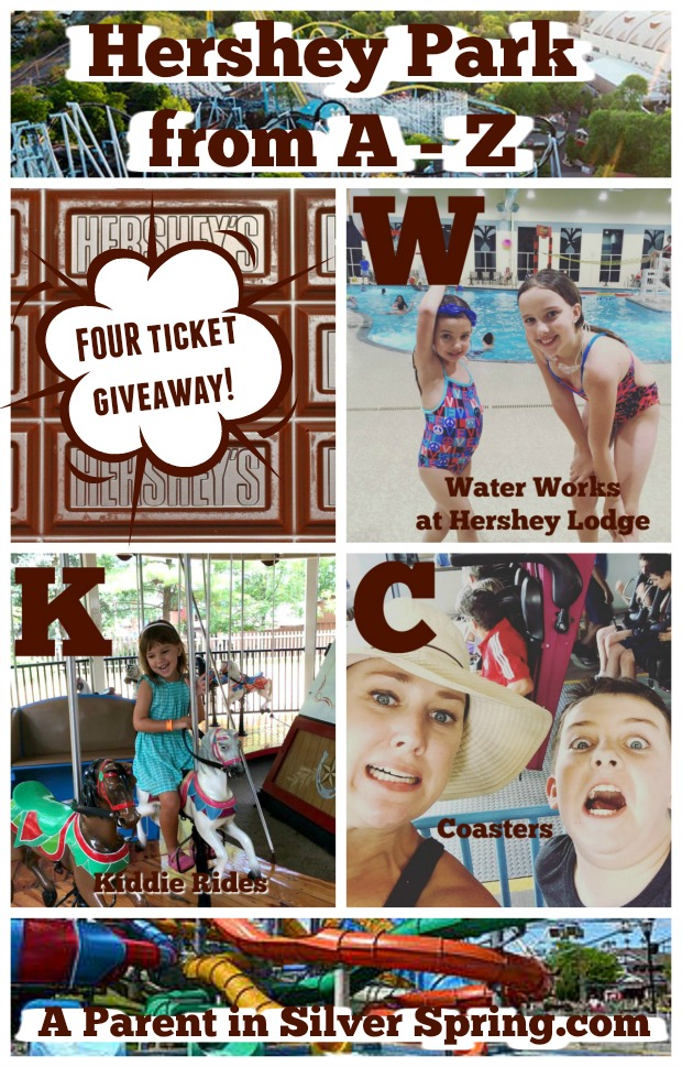 Hershey Park Free Tickets