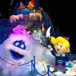 The Best ICE at Gaylord National EVER: Rudolph the Red Nosed Reindeer!