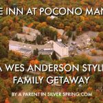 The Inn at Pocono Manor: A Wes Anderson Style Family Getaway