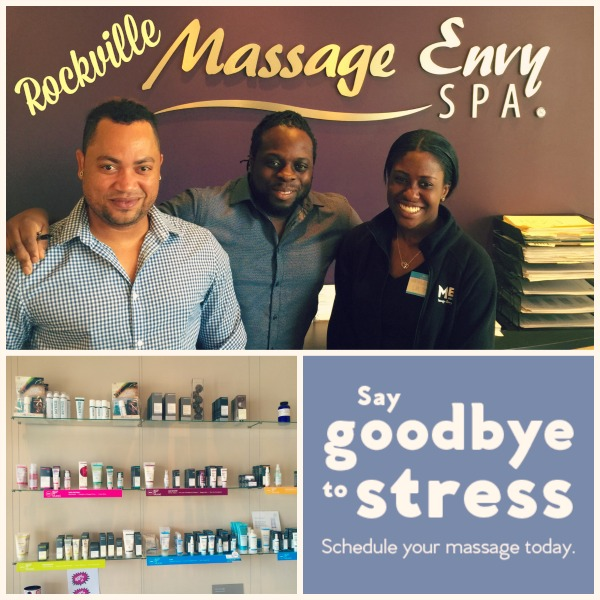 Rockville Massage Envy
