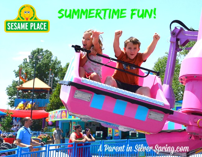 Sesame-Place-Summer