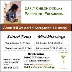 Acorn Hill Waldorf Kindergarten and Nursery