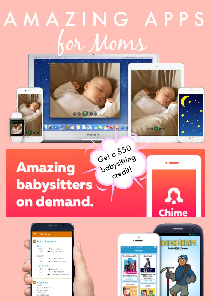 amazing apps for moms