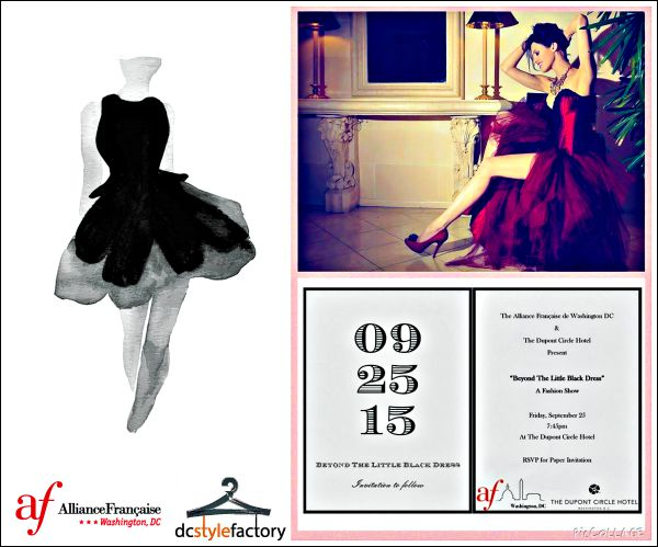 little black dress dc event