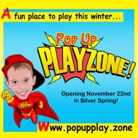 Pop Up PlayZone