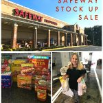 Safeway Stock Up Sale (and Chance for Free Groceries for a Year!)