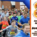 Find Your Ben's Run by Clare Goldfogle
