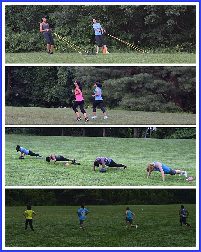 workout-collage